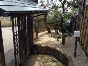 和風庭園を身近に/石川県/白山市