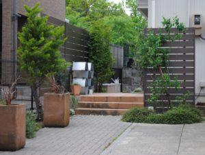 機能とデザインの両立した庭空間づくり/石川県/野々市市